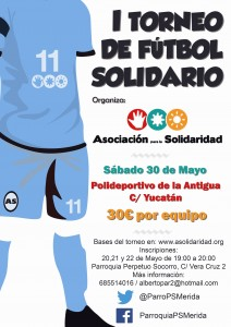 cartel torneo AS