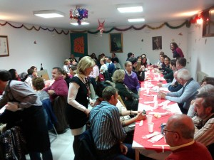 Cena Solidaria de AS Granada 2015